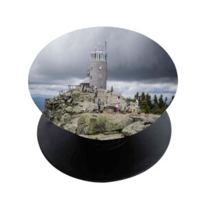 whiteface mountain castle Custom Phone Holder For Your Smartphone